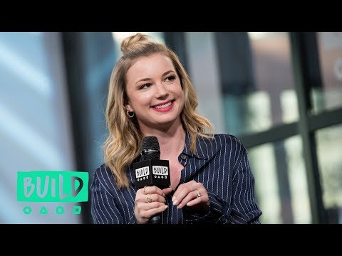 "Emily VanCamp Tells Us About Her New Series,"" The Resident"""