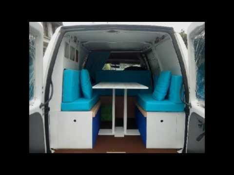 Aménagement Fiat SCUDO en camping car (Version Française)