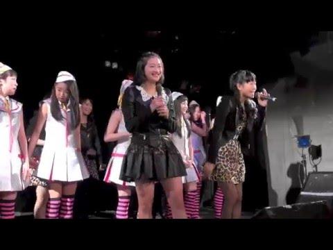 SO.ON project 女子箱 -アイドルボックス #26- 2015.12.8@OSAKA MUSE