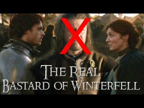 Game of Thrones   Catlyn Stark's Biggest Secret   Who is Robb Stark's Real Father?