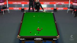 Ding Junhi Vs Mark Selby decider •SF• |Grand Prix 2018|