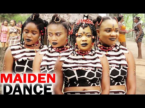 Download Maiden's Dance Complete Season 1&2 - (New Movie Hit) 2021 Latest Nigerian Nollywood Movie Full HD