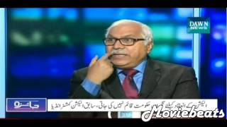 P1/2 Pakistani Media taking  Lesson From Ex Chief Election Commissioner of India