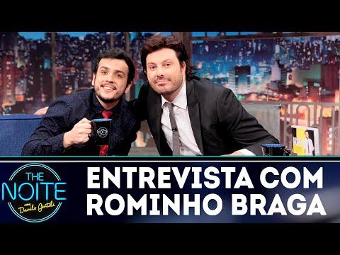 Entrevista com Rominho Braga | The Noite (31/07/18)