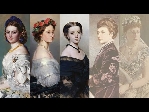 Queen Victoria's Daughters, Part 1