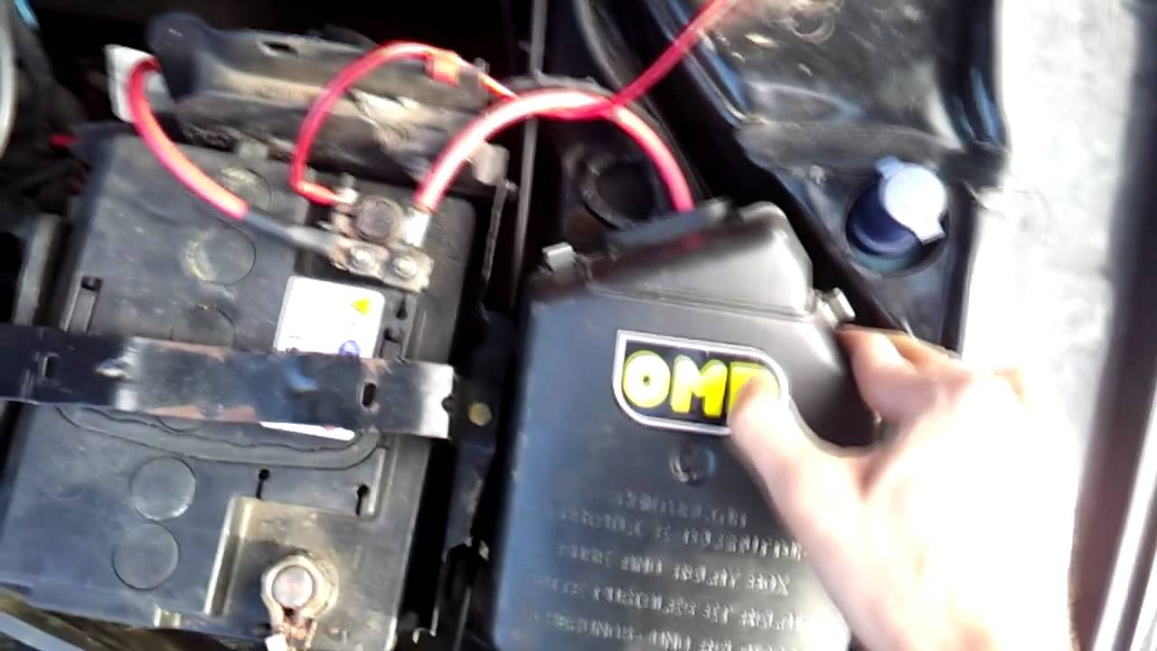 How to temporary fix Power Steering problems on Fiat Punto