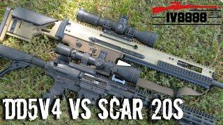 DD5V4 vs Scar 20S