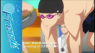 Free! -Dive to the Future- - Official SimulDub Clip - It's You