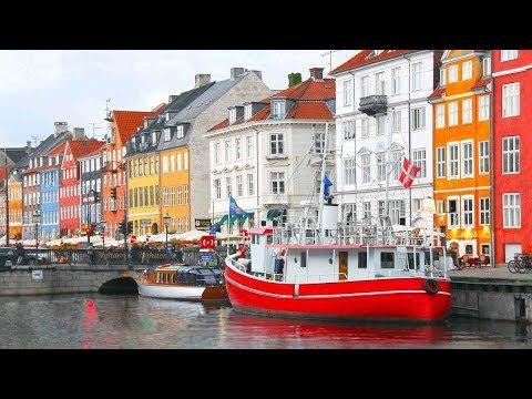 COPENHAGEN - DENMARK  HD