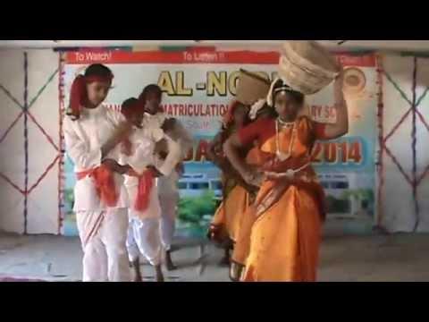 AL-NOOR SCHOOLS - 'Otha Kallu Otha Kallu Mookuthi' -Clip Part A