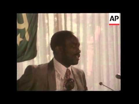 Grenada - Coup