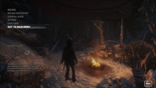 Rise of the Tomb Raider (Japanese )