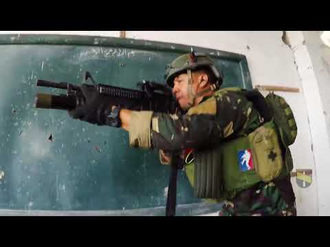The Battle Of Marawi - Special Operations Command