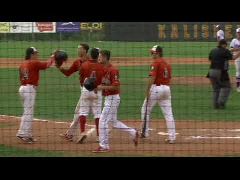 Opening Round Of Montana Alberta American Legion Baseball Class AA State Tournament Begins