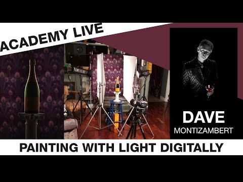 ACADEMY LIVE | Dave Montizambert - Painting with Light