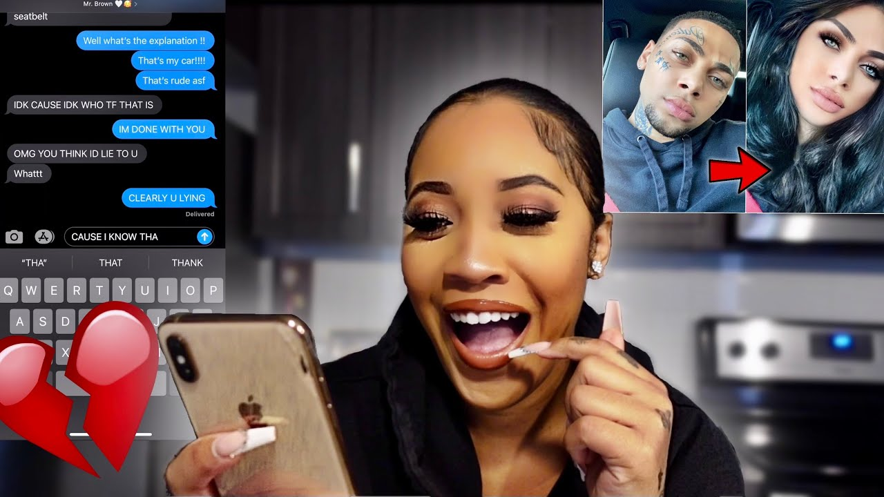 EX GIRLFRIEND CELL PHONE PICS!!! CAUGHT CHEATING - YouTube