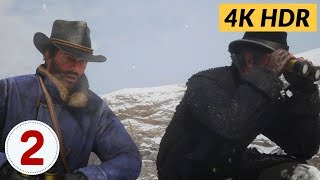 Old Friends. Ep.2 - Red Dead Redemption 2 [4K HDR]