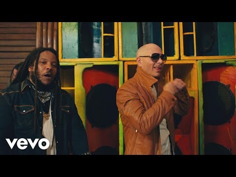 Options (Clean Version) By Pitbull ft. Stephen Marley