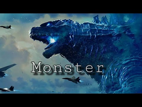 Godzilla | King Of The Monsters | Monster (Skillet)
