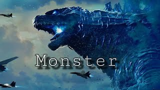 Godzilla   King Of The Monsters   Monster (Skillet)