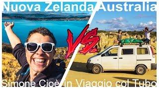 Australia vs Nuova Zelanda: esperienze e consigli di viaggio!