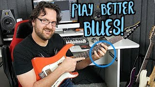 Do This Next Time You Play Blues!