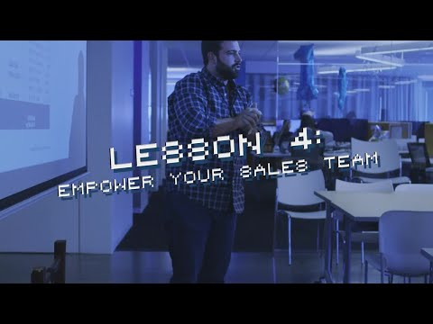 #OneTeam Lesson #4: Empower Your Sales Team