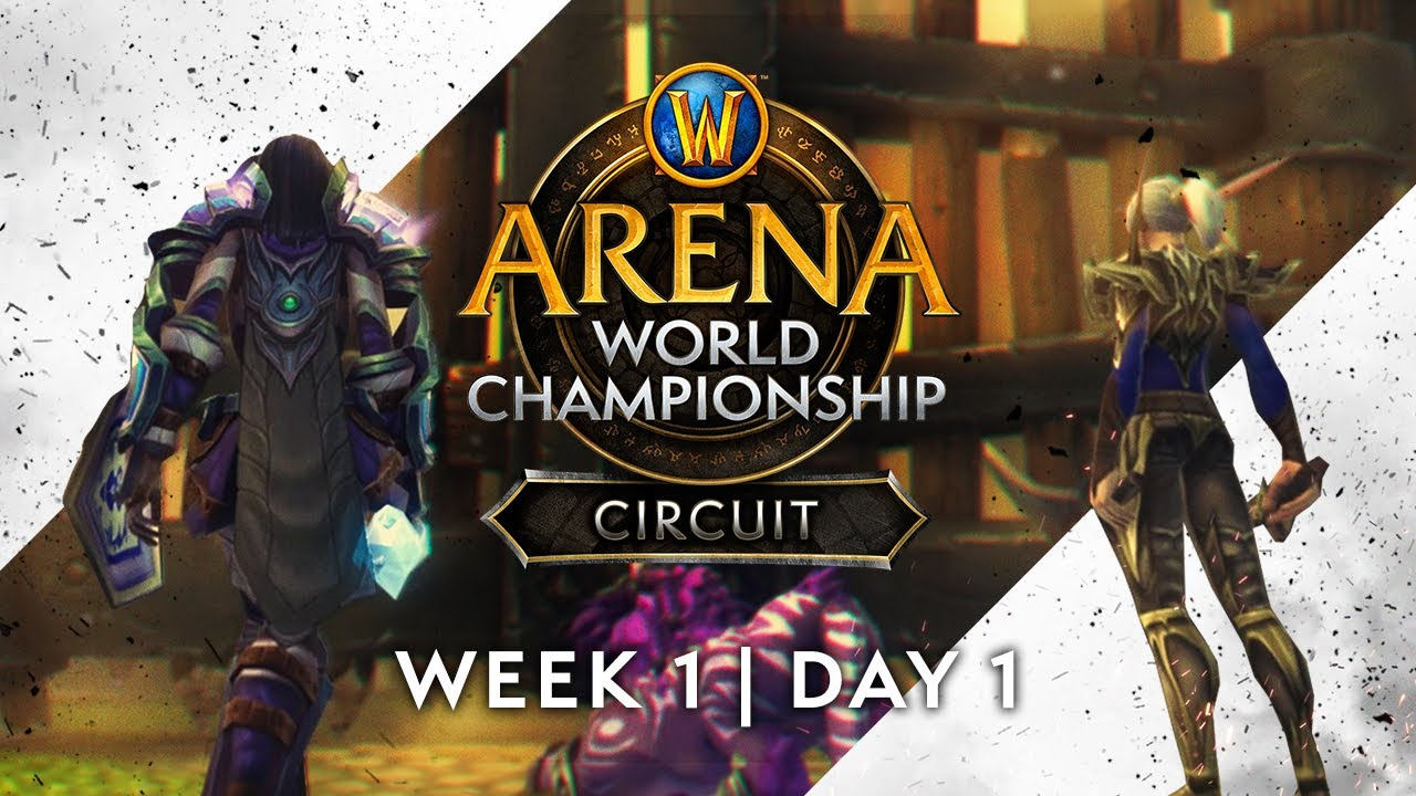 Download AWC SL Circuit Season 2 | Day One Full VOD