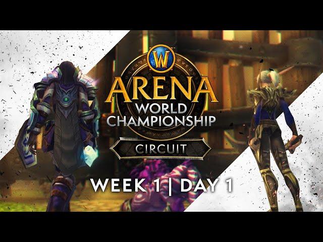 AWC SL Circuit Season 2   Cowana Gaming vs Horizon