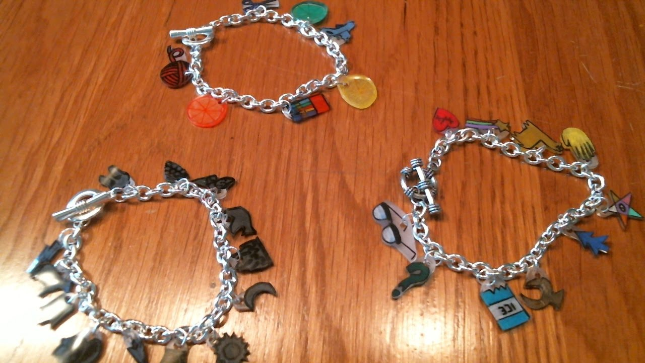 Diy Personalized Charm Bracelets Great Gift