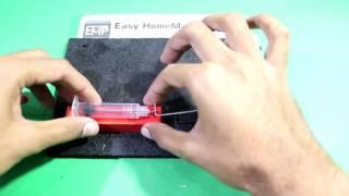 cara membuat kompresor pake barang bekas