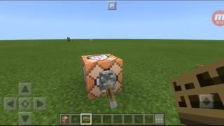 Cara membuat petir di minecraft dengan command block (MINECRAFT INDONESIA)