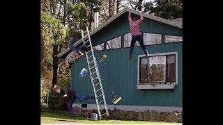 Best of funny Fail video compilation #1 Try no to laugh