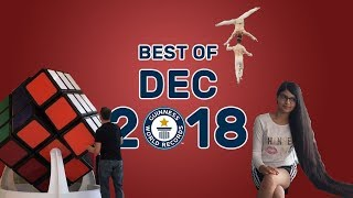 Best of December 2018 - Guinness World Records