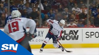 Evgeny Kuznetsov Puts Washington Back In Front With A Powerful One-Timer