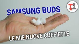CIAONE AirPods: ECCO LE SAMSUNG BUDS! | Recensione | ITA da TuttoTech