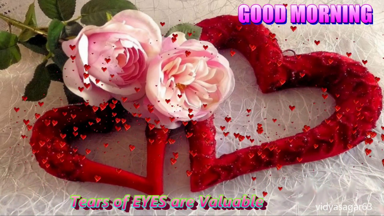 Elegant Good Morning I Love You Meri Jaan Images