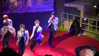 vimclip カウントダウン@川崎オープニング・Labyrinth〜恋心 20121231