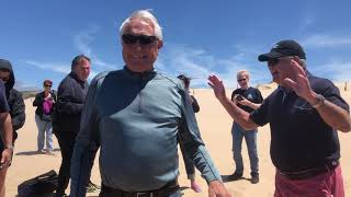 James Bond George Lazenby Back in Action 2019  - Recreates Famous Fight