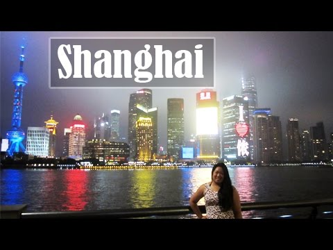 TEACHING IN CHINA! Vlog #11 - Exploring SHANGHAI!
