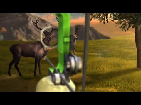 Bow hunting in russia awesome game youtube for Bow fishing games