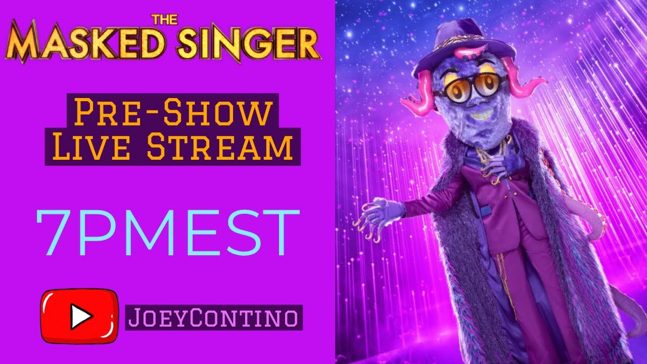 How to watch the season premiere of 'The Masked Singer' tonight (9 ...