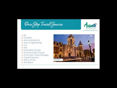 Discover the Best of Avanti's Peru