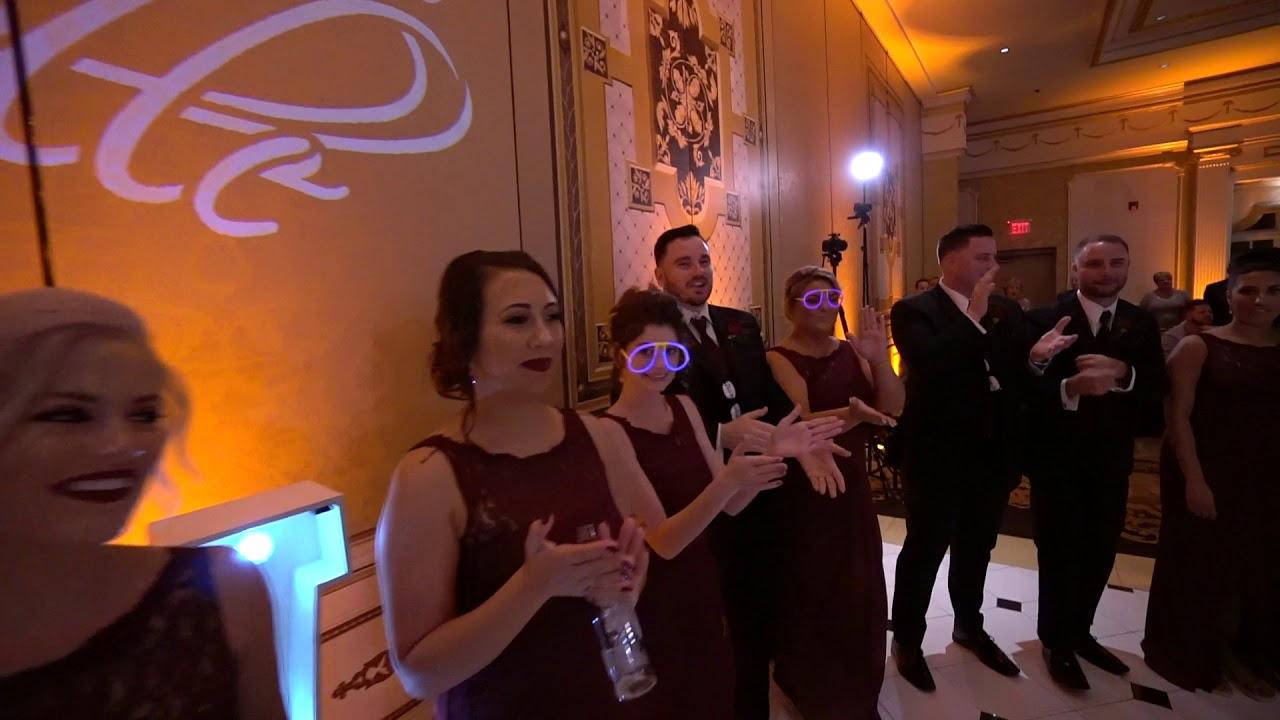 Download Bridal party intro at reception (Danielle & Steve) @Adelphia