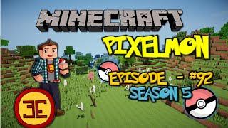 Minecraft: Pixelmon - Эпизод 92 - Как сделать качалку Покемонов (Pokemon Mod)