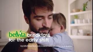 belVita | Breakfast For Your Morning | Early Shift with Dad