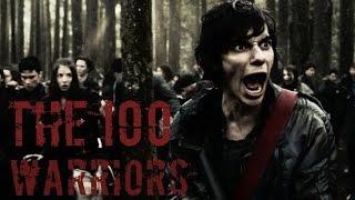 Gambar cover The 100 - Warriors