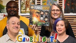Funkoverse Strategy Game: Harry Potter GameNight! Se7 Ep25