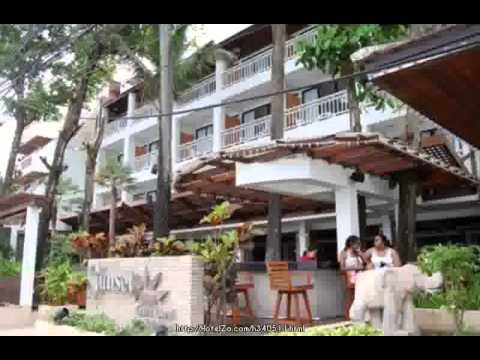 Sunset Beach Resort Phuket Island Thailand Youtube