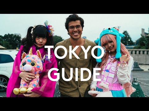 Best Things to Do in Tokyo, Japan (Tokyo Metro Guide)